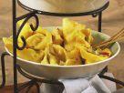 Tortellini mit Olivensauce Rezept