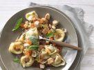 Tortellini mit Putensauce Rezept