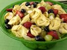 Tortellinisalat mit Früchten Rezept