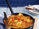 Tortilla mit Fischstäbchen Rezept