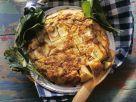 Tortilla mit Gemüse Rezept