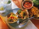 Tortillas mit Fleischbällchen Rezept