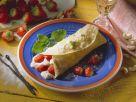 Tortillas mit Grießcremefüllung Rezept