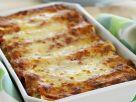 Überbackene Cannelloni Rezept