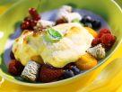 Überbackene Früchten Rezept
