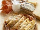 Überbackene Ricotta-Pfannkuchen Rezept