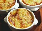 Überbackene Zwiebelsuppe Rezept