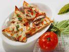 Überbackenes Tomaten-Weißbrot Rezept