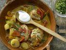 Ungarisches Hähnchenragout Rezept