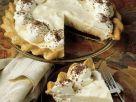 Vanille-Schoko-Pie mit Sahne Rezept