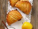 Vegane Apfel-Ingwer-Taschen Rezept