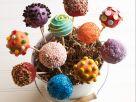 Verschiedene Cake Pops Rezept