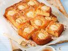 Versunkener Apfelkuchen (glutenfrei) Rezept