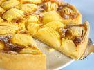 Versunkener Dinkel-Apfelkuchen Rezept