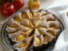 Versunkener Vollkorn-Apfelkuchen Rezept