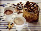 Warmer Kakao und Mandelmilch Rezept