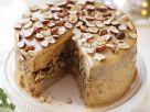 Weihnachtliche Nuss-Karamell-Torte Rezept