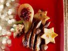 Weihnachtlicher Gänsebraten mit Preiselbeerbirne Rezept