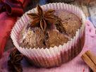 Weihnachts-Muffins mit Sternanis Rezept
