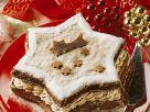 Weihnachtstorte mit Mokkacreme Rezept