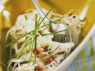 Weißkohl-Speck-Salat Rezept