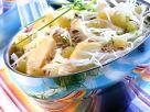 Weißkrautslat mit Früchten Rezept