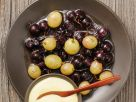 Weitrauben mit Zabaione Rezept