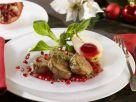 Wildschweinfilet mit Granatapfelsoße Rezept