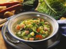 Wirsingtopf mit Kassler, Kartoffeln und Karotten Rezept