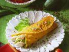 Wraps mit Avocado-Räucherfischfüllung Rezept