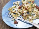 Würzige Mozzarella-Nudeln Rezept