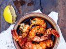 Würzige Shrimps in Öl Rezept