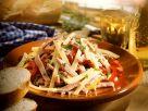 Wurst-Käse-Salat Rezept