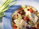 Zanderfilets mit Ratatouille Rezept