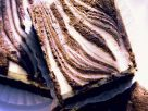 Zebra-Brownies Rezept