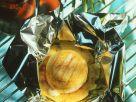 Ziegenkäse in Folie gegart Rezept