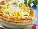 Zitronencreme-Tarte Rezept