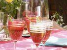 Zitronengras-Granatapfel-Drink Rezept