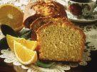 Zitronenrührkuchen Rezept
