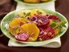 Zitrus-Zwiebel-Salat Rezept