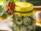 Zucchini in Essig eingelegt Rezept