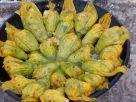 Zucchiniblüten mit Ricottafüllung Rezept