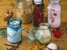 Zucker mit verschiedenem Aroma Rezept