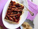 Zwetschgen-Blechkuchen Rezept