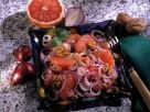 Zwiebel-Grapefruit-Salat Rezept